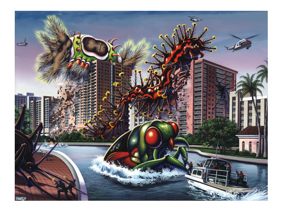 Miami Bugs by Todd Tennant