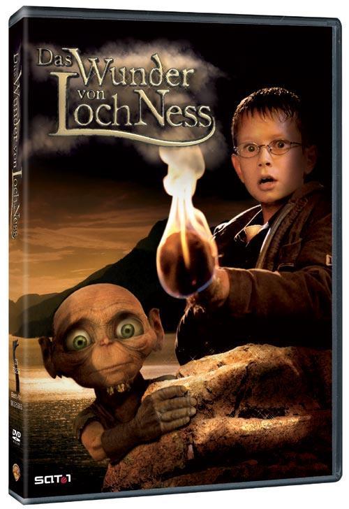 Das Wunder von Loch Ness -- DVD cover